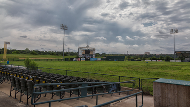 Texan Baseball Stadium Left Deserted For Three Years