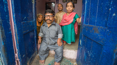 The Incredible Dwarf Family of India