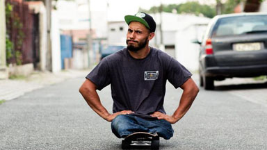 Legless Professional Skateboarder Turns Tragedy Into Triumph