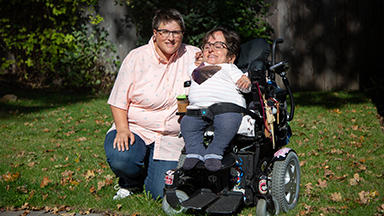 Interabled Couple Found Love On Dating Site