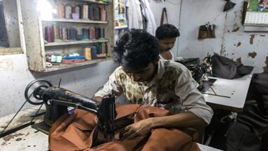 Inside A Delhi Basement Workshop