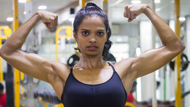 Bulking Up: Indian Girl Next Door Challenges Prejudice By Becoming Competitive Bodybuilder