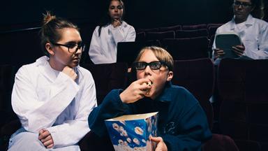 3D Brain Boost: Study Shows 3D Movies Make Kids 'Smarter'