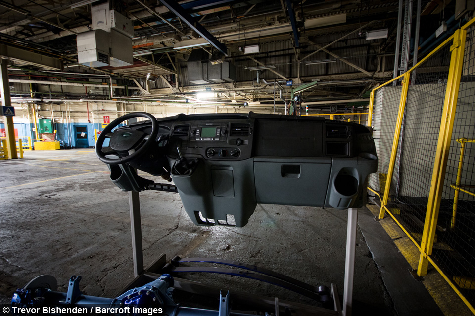 Southampton Motor Cars >> Behind closed doors: Inside the abandoned ford transit factory before demolition