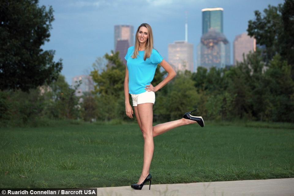 america s longest legs houston model s 49 inch pins. Black Bedroom Furniture Sets. Home Design Ideas