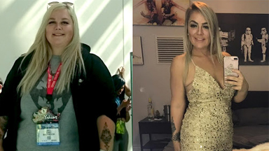 Gamer Girl Loses 150lbs In A Year