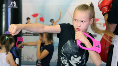 Kazak-Attack: Boxing Family's 8-Year-Old Prodigy