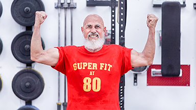 The 80-Year-Old CrossFitter