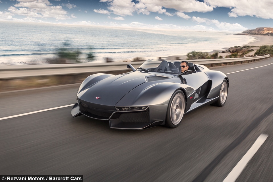 Unleash The Beast: High-Performance Supercar Shows Its Teeth