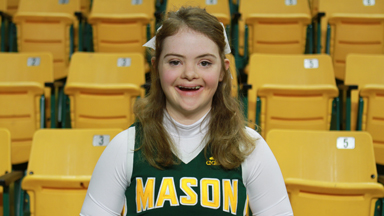 Down Syndrome Didn't Stop Me Becoming A Cheerleader