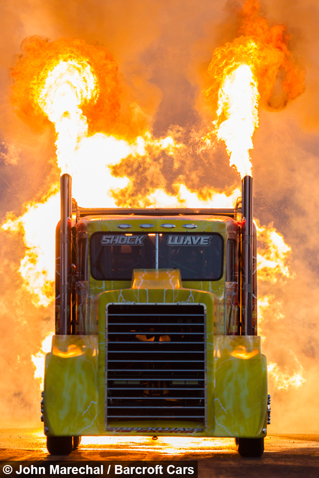Shockwave The Worlds Fastest Jet Powered Truck