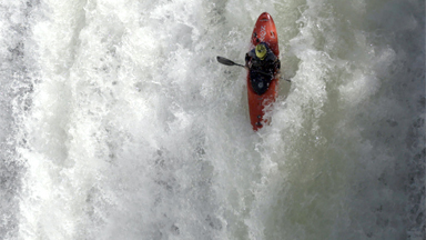 Conquer The Uncharted: Kayaking A Waterfall In The Amazon Rainforest