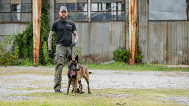 Training The World's Toughest Police Dogs