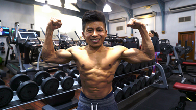 The Bodybuilding Champ With Dwarfism