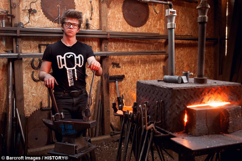 Forged In Britain The Secret World Of British Blacksmiths
