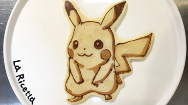 Pokemon pancakes: Gotta cook 'em all