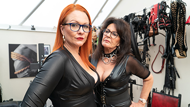 Dominatrix Gran Empowers Women With BDSM