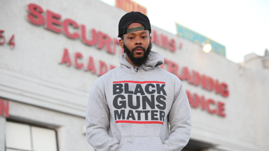 Inside The Black Guns Matter Movement