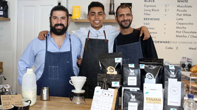 London Coffee Shop Gives The Homeless A 'Second Shot' At Life