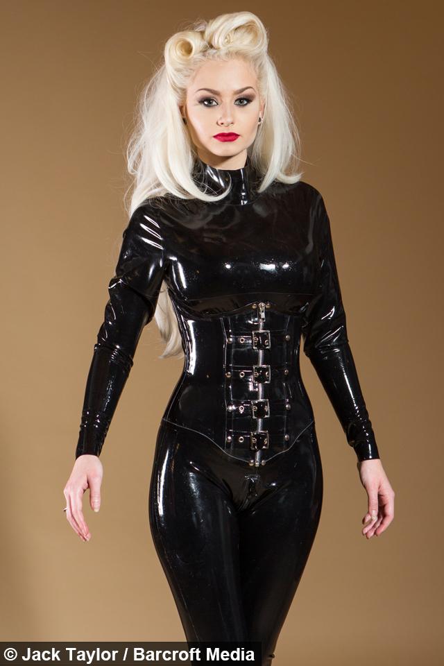 Fetish corset trainer