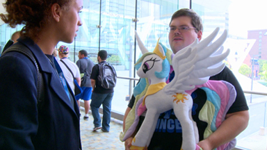Bronies: The Grown Men Obsessed With My Little Pony