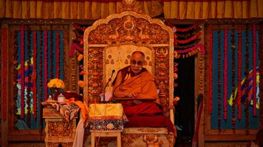 Photographer Gains Surprise Access to Dalai Lama