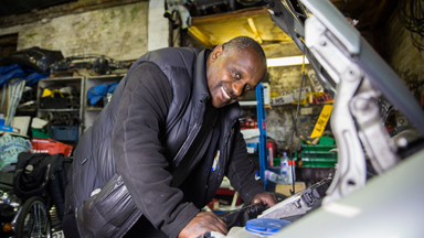 MOT Yourself: Mechanic Gives Customers Discount For Fighting Against Prostate Cancer