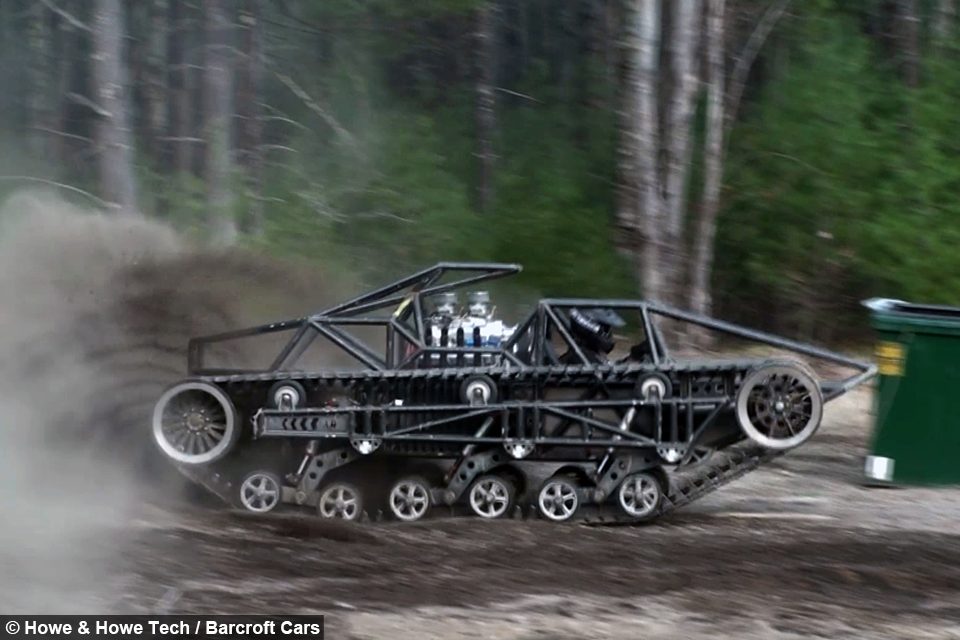 The Peacemaker\': Brothers Create New Mad Max Car