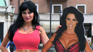 Bimbo And Proud: Glamour Model Victoria Wild Wants To Be The Next Jordan