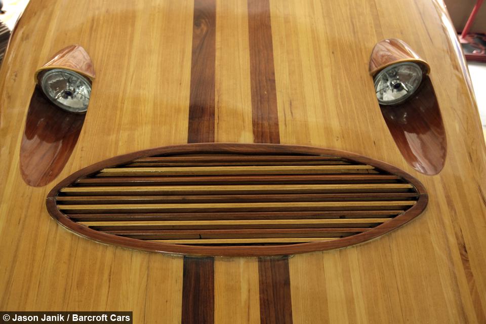 Woody Races: Artist\'s Tree-mendous Car Creations