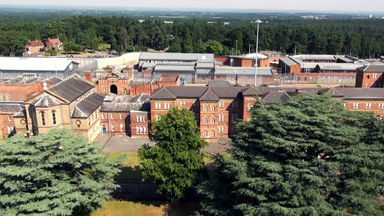 Broadmoor Part 1: Inside Britain's Most Secure Institutions