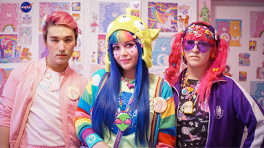 Inside LA's Super-Cute Kawaii Crew