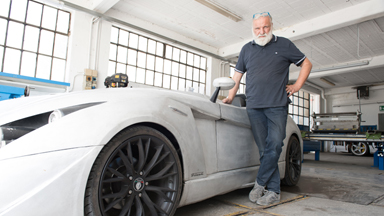 DIY Supercars: Italian Builds Incredible Cars From Scratch