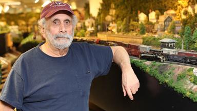 Going Underground: Man Builds Astonishing $3m Train Set In His Basement