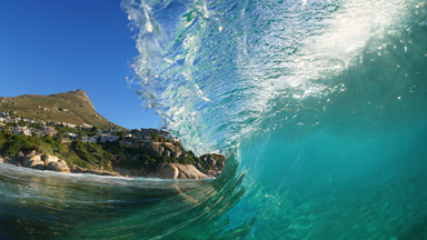 Making Waves: Daring photographer braves the wild surf to capture amazing shots