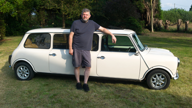 I Turned My Mini Into A Stretch Limo