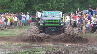 Mud, Gears and Beers: Truck Enthusiasts Meet At Louisiana Mudfest