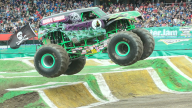 Ultimate Monster Trucks Gather For 'Monster Jam'