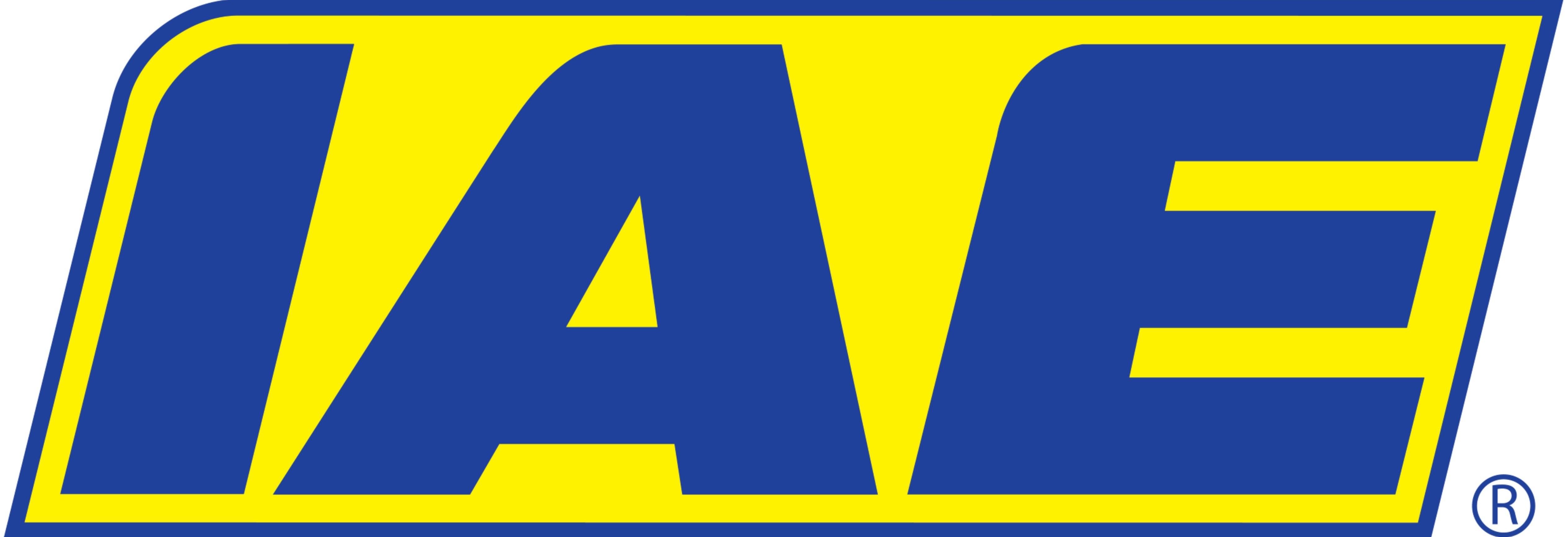 Iae Logo Blue R