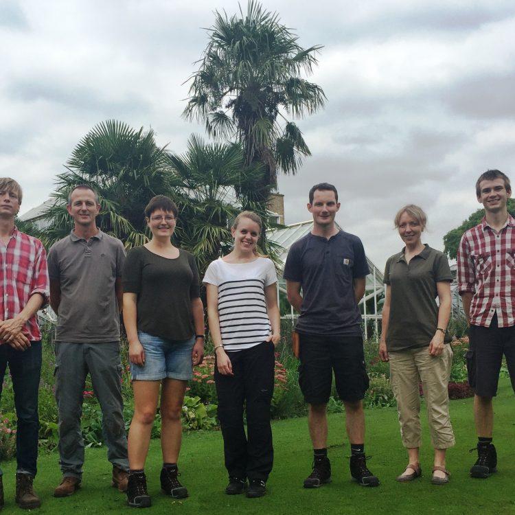 Job Opportunities - Horticultural Trainee Technician Scheme 2019 & Weekend Horticultural Assistant (Part Time)