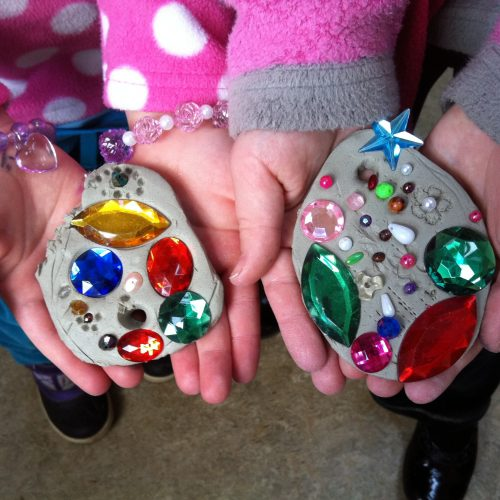 Easter holiday activities: Drop-in Easter Making