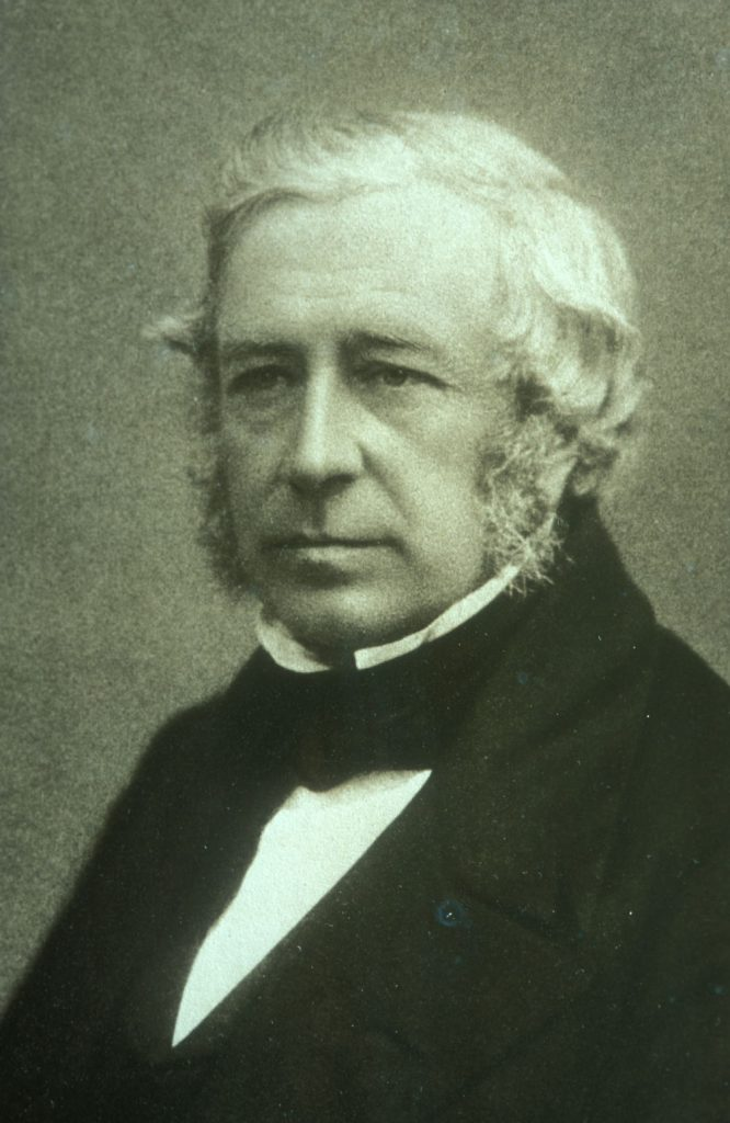 Portrait of Henslow