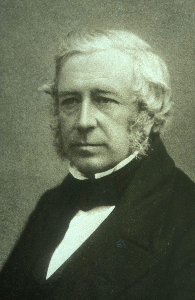 Portrait of Henslow