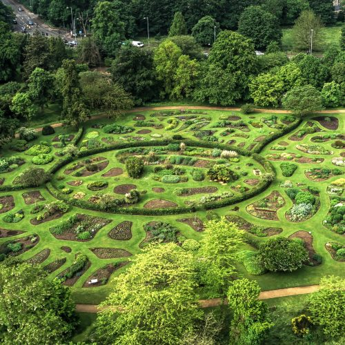 The Systematic Beds: keeping heritage, science and horticulture in balance