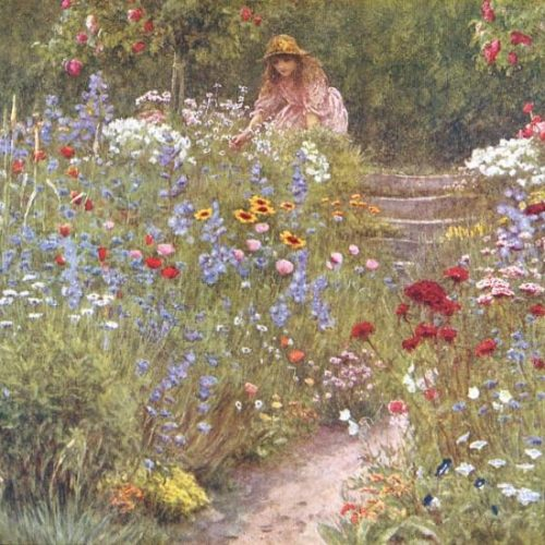 Exploring Women in Garden History Session 1: Eve at the easel