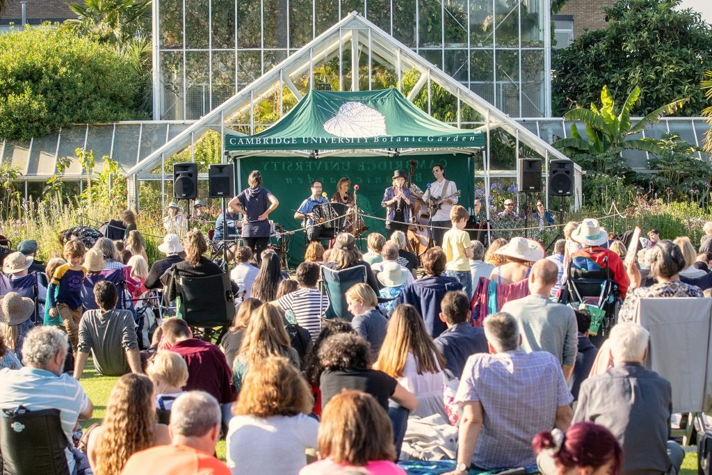 Music at Sounds Green