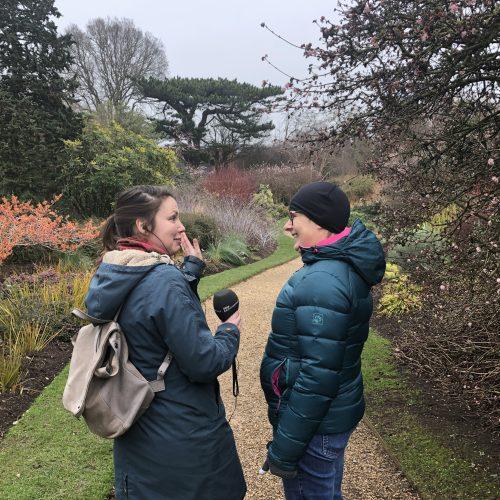 Take a short audio tour around the Winter Garden