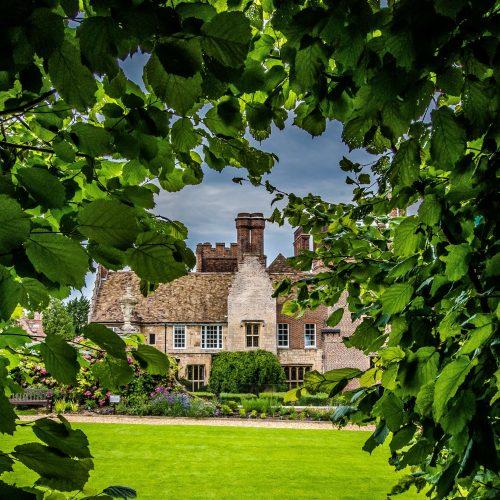 Madingley Hall Gardens Tour