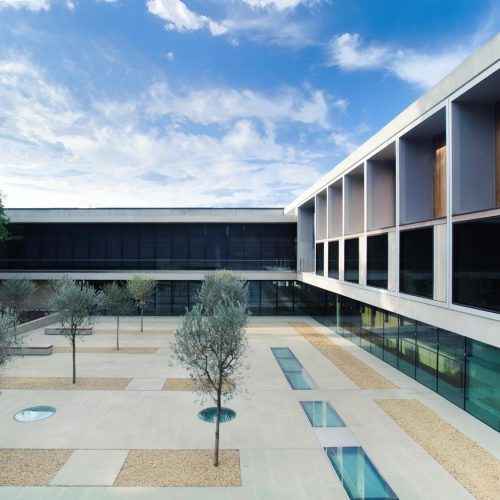 Sainsbury Laboratory Tour 14 October