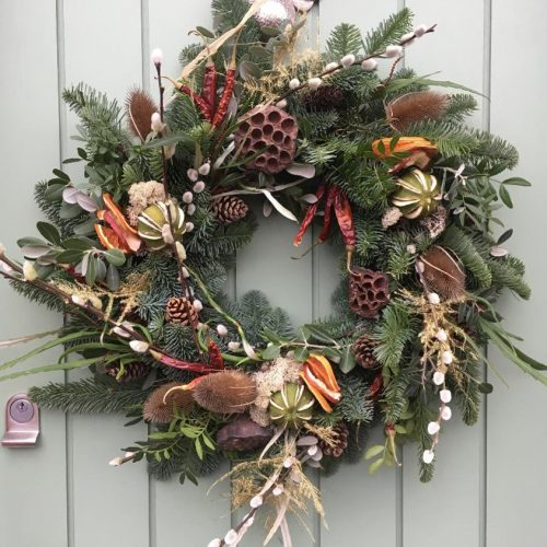 Christmas Wreath-Making Workshop (morning)